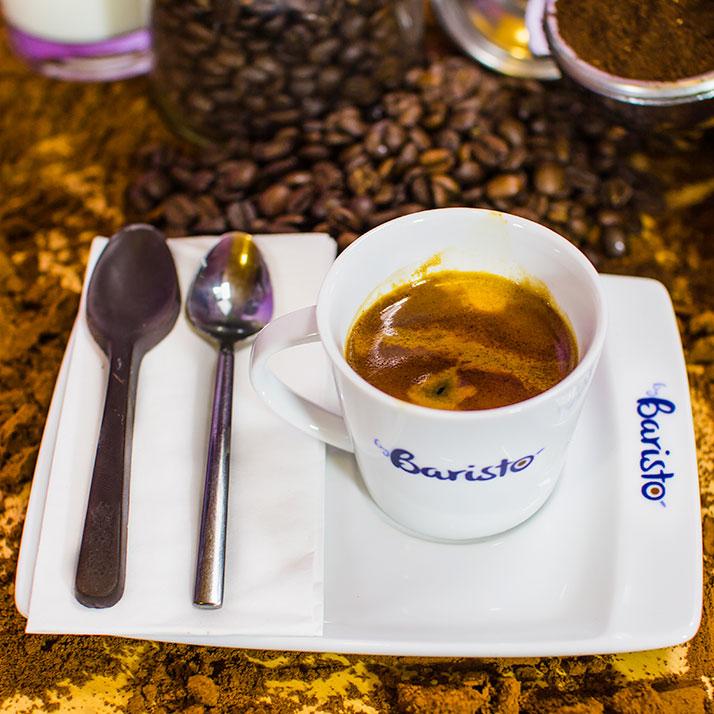 Espresso ''Bir İtalyan Klasiği''